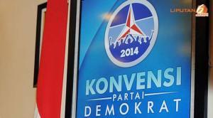 Konvensi Partai Demokrat, semakin tidak jelas nasibnya disebabkan oleh perolehan suara partai yang anjlok. (photo courtesy liputan6.com)