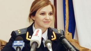 Natalia Poklonskaya, Jaksa Agung Krimea, akhirnya mengemban jabatan rangkap setelah ditunjuk untuk mengepalai Divisi Zorya. (photo courtesy knowyourmeme.com)