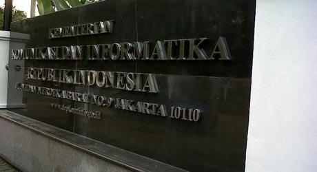 Kemenkominfo mengeluarkan siaran pers, yang   menyatakan bahwa kuota dan kecepatan internet akan dibatasi demi mencegah wabah MERS masuk ke Indonesia. (photo courtesy indotelko.com)
