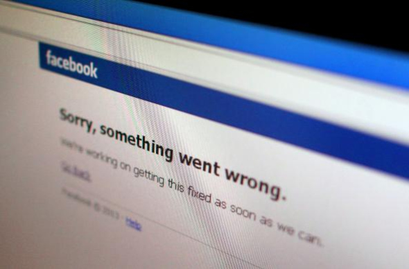 "Penjelasan ""Outage"" Facebook: Share Status Prabowo, Server Hilang Seketika"