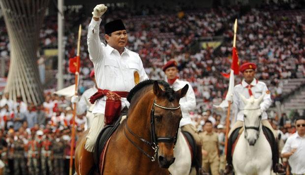 Promotor Gulat WWE Siapkan Kontrak Untuk Prabowo