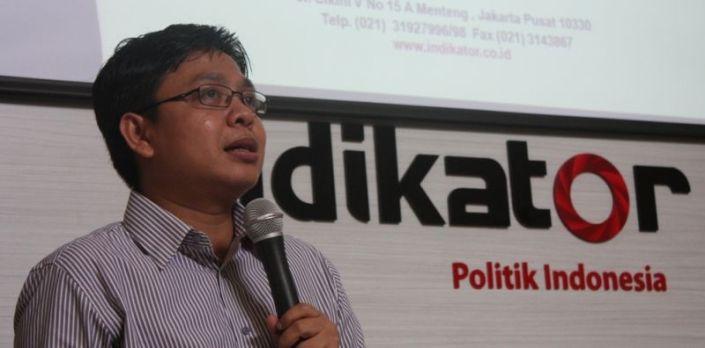 Republik Survei Dideklarasikan, Burhanuddin Muhtadi Direncanakan Sebagai Presiden