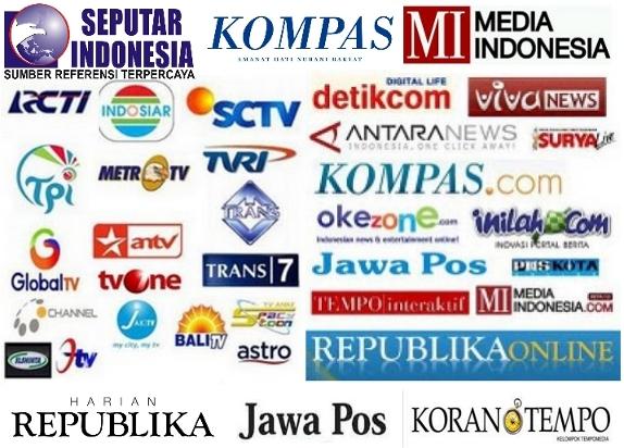 Media jurnalistik mainstream di Indonesia. Sebagian besar kini telah beralih menjadi media satire dan parodi, namun lupa untuk mencantumkan disclaimer atau pernyataan bahwa berita mereka adalah satire dan parodi belaka. (photo courtesy combine.or.id)